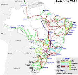 Sistema Interligado Nacional.